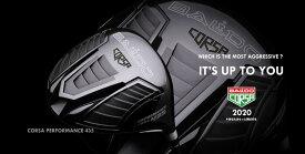 【極上中古・送料無料】BALDO バルド CORSA PERFORMANCE 435 Driver 2020モデル ヘッド + カスタムシャフト装着 スペック指定!!