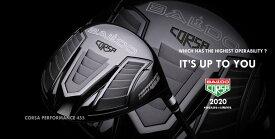 【送料無料】BALDO バルド CORSA PERFORMANCE 455 Driver 2020モデル + カスタムシャフト装着 スペック指定!!