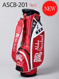 【激レア】アロハスタンダード Aloha Standard ASCB-201 8型スタンドバッグ RED 新品!
