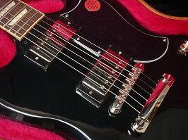 GibsonSG61Reissue2016LimitedProprietaryEbonyギブソンSG61リイシューエボニー【新品】【送料無料】