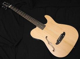 SCHECTER OL-FL SNTL Oriental Line シェクター 薄胴 アコースティックギター Fホール エレアコ サテン ナチュラル【送料無料】