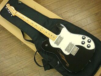 Fender Mexico Telecaster Thinline Deluxe shinrain
