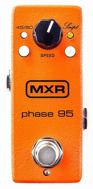 MXR M290 Phase 95 フェイズ95 ミニペダル フェイザー ミニサイズ【新品】【送料無料】【純正ACアダプタ付属】