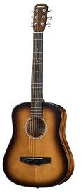Morris LA-011 TS タバコサンバースト モーリス コンパクトサイズ アコースティックギター ミニギター アコギ 初心者【新品】【送料無料】