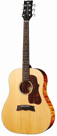 Morris G-021E NAT モーリス ラウンドショルダーシェイプ エレアコ アコースティックギター ナチュラル【新品】【送料無料】