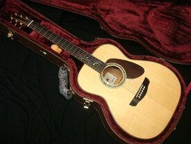 Morris FH101III フォークスタイル オール単板 フラワーインレイ Made in Japan モーリス アコースティックギター【新品アウトレット】【送料無料】
