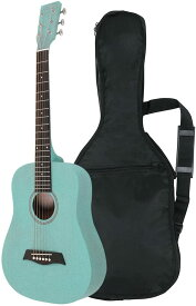 S.Yairi ヤイリ Compact Acoustic Series ミニアコースティックギター YM-02/UBL ライトブルー ミニギター【初心者】【送料無料】