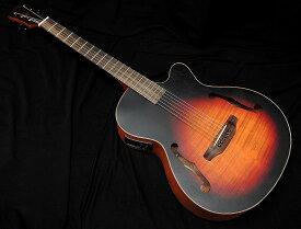 【特別カラー】ARIA FET-F2 BS Fホールエレアコ アコースティックギター オリジナルカラー ブラウンサンバースト【送料無料】【楽天ランキング入賞】