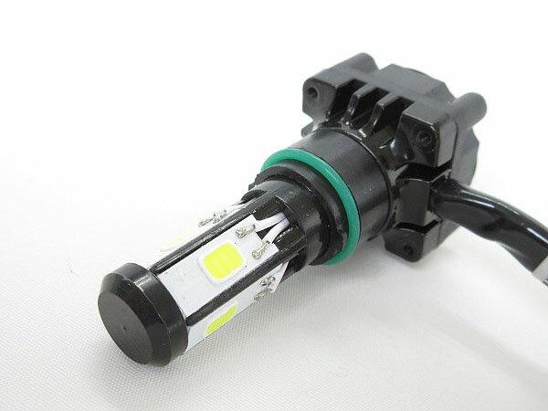 直流タイプ 超小型 LED ヘッドライトバルブ 6V-36V 2500lm PH7 PH8 H4 H4R 対応■DIO JOG トゥデイ モンキー ゴリラ アドレスV100 アドレスV125 アドレス110 PCX125(タイ仕様) ズーマー ビーノ レッツ2 チョイノリ ZZ シャリィ DAX ジャイロ