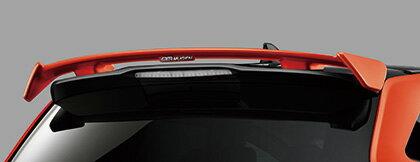 無限 ウイングスポイラー(CB) [ジェイド FR4/FR5 H27/2〜H30/5] mugen クリスタルブラック・パール 塗装済み 新品