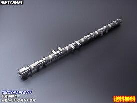 TOMEI プロカム EXカム 288°/10.00mm [トレノ・レビン AE86 4AG 4バルブ] トーメイパワード PROCAM カムシャフト 送料無料(代引除く)