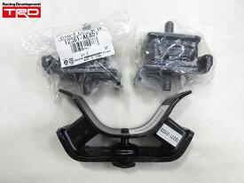 TRD 強化エンジンマウント(フロント) トヨタ純正(リア) [カローラレビン/スプリンタートレノ AE86] 新品
