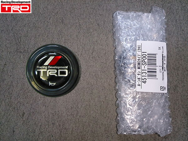 TRD ホーンボタン [汎用] 新品