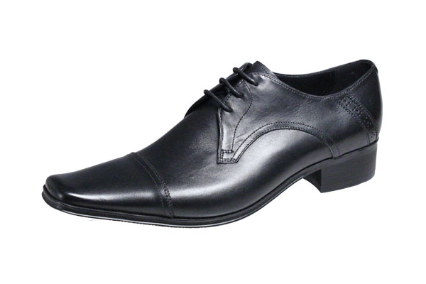 キャサリンハムネットメンズシューズ3980ブラックLATHARINE HAMNETTストレートチップ紳士靴