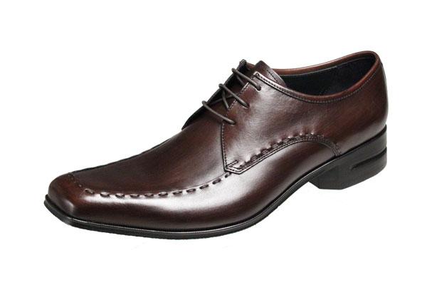 キャサリンハムネット31603ダークブラウンkatharine hamnett紳士靴Uチップ外羽根ビジネスシューズ