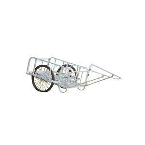 ハラックス 輪太郎 アルミ製大型リヤカー エアータイヤ BS-3000NG