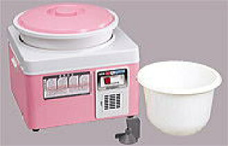 Air cooled rice-cake making machines HEA-35 Minoru, Mallet has 5. Only get 4 L-type (3-Shou), air-cooled system with