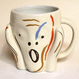 World famous mug Munch fs3gm
