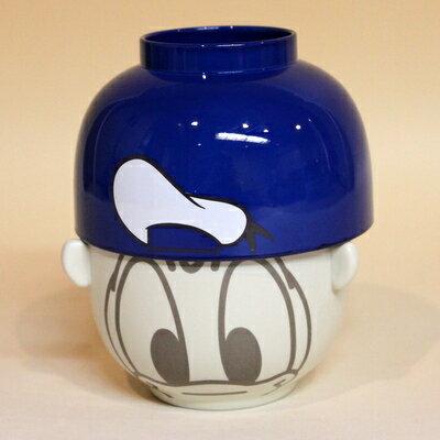 【ラッピング無料】ドナルドダック 汁椀・茶碗セット 大きいサイズ 帽子 ディズニー