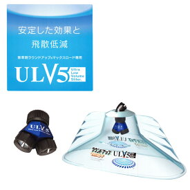 ラウンドアップマックスロード専用 ラウンドノズル ULV5セット 動力用