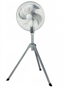 ナカトミ NAKATOMI 45cm アルミハイスタンド扇 OPF-45AS工場扇 業務用 扇風機 【個人宅配送不可】