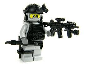 カスタムレゴ LEGO アメリカ空軍 エアフォース 特殊部隊 米空軍特殊部隊 パラシュート降下救難員 パラレスキュージャンパーズ スワット アーミー 海外限定 カスタムパーツ