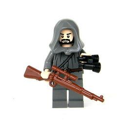 カスタムレゴ LEGO 世界大戦 ジャーマンアーミー ドイツ国防軍 5 ヴェアマクト ゲルマンスナイパー 海外限定