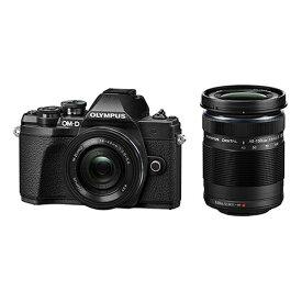 【新品未開封品】OLYMPUS ミラーレス一眼カメラ OM-D E-M10 Mark 3 MARK EZ Wズームキット