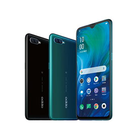 【新品未開封品】OPPO Reno A 64GB SIMフリー ブルー スマートフォン CPH1983