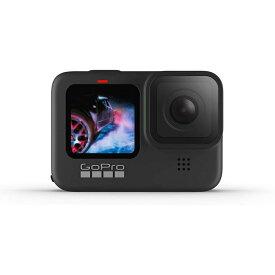 【新品 並行輸入品】 ゴープロ GoPro HERO9 BLACK CHDHX-901-RW ビデオカメラ