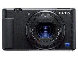【新品未開封品】SONY デジタルカメラ VLOGCAM ZV-1
