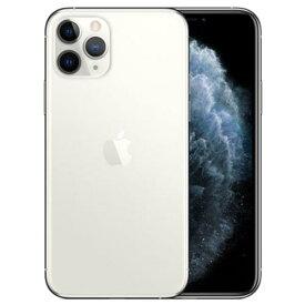 【整備済品】iPhone 11 Pro 64GB シルバー  SIMフリー【他社製ケーブルとアダプタ付き】【バッテリー容量80%以上保証】一ヶ月あんしん保証付き!