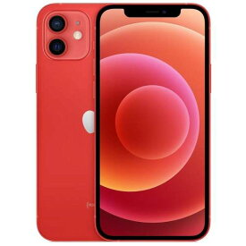 【新品未開封品】iPhone12 64GB (PRODUCT)RED MGHQ3J/A 日本正規品 simフリー
