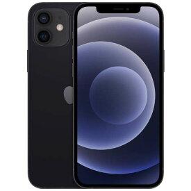 【新品未開封品】iPhone12 128GB ブラック MGHU3J/A 日本正規品 simフリー