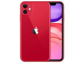 【新品未開封品】iPhone11 128GB レッド MHDK3J/A 新パッケージ版 simフリー