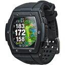 【即日発送】【新品】ショットナビ Shot Navi Crest クレスト 腕時計型距離計測器 Crest SV ブラック