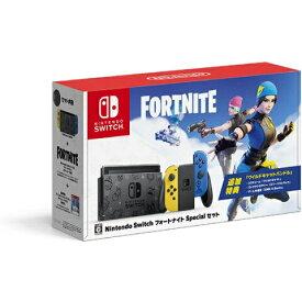 【新品未開封品】Nintendo Switch フォートナイトSpecialセット HAD-S-KFAGE
