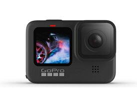 【新品未開封品】GoPro ゴープロ アクションカメラ HERO9 Black CHDHX-901-FW 4K対応 /防水 ヒーロー9 ブラック gopro9