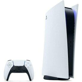 【新品未開封品】PlayStation5 デジタル・エディション CFI-1000B01