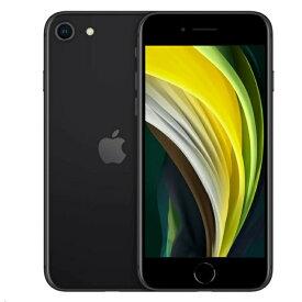 【即日発送】【開封済み 新品未使用品】iphoneSE 64GB Black new イヤホン アダプタなし SIMフリー