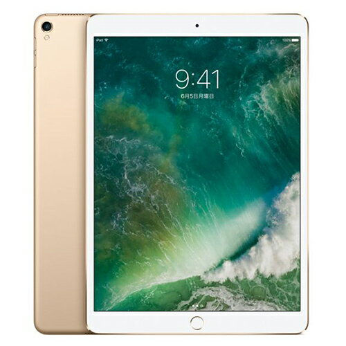 新品 Apple/アップル iPad Pro 10.5インチ Wi-Fi 256GB MPF12J/A [ゴールド] 送料無料