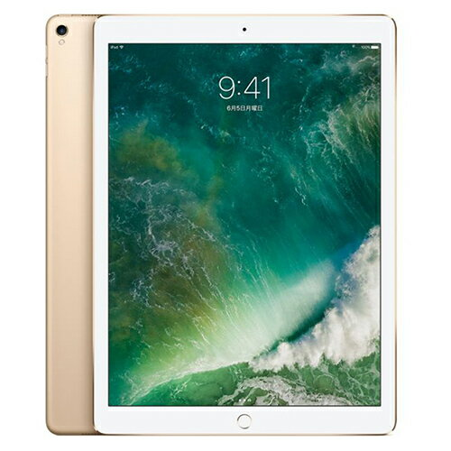 新品 Apple/アップル iPad Pro 12.9インチ Wi-Fi 512GB MPL12J/A [ゴールド] 2017送料無料