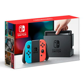 Nintendo Switch [ネオンブルー/ネオンレッド]※キャンペーンクーポンなし 【新品】任天堂 ニンテンドー スイッチ