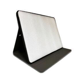 iPadケース スタンド型 10.2/10.5インチ Black