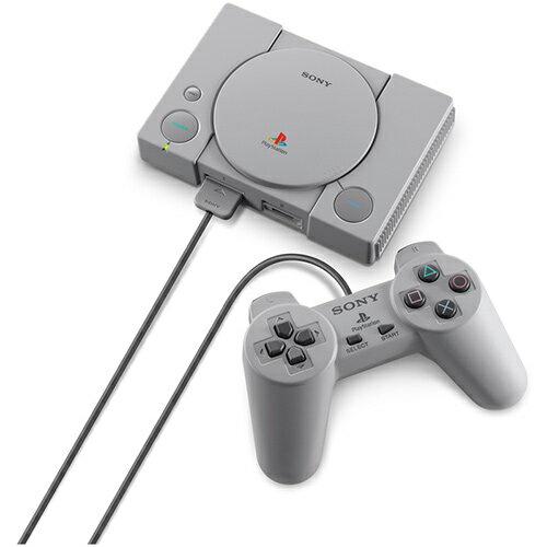SONY(ソニー) PlayStation プレイステーション クラシック SCPH-1000RJ 【新品】【送料無料】