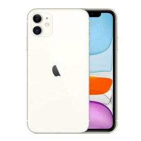 Apple iPhone 11 128GB SIMフリー [ホワイト] 新品未開封 携帯電話 スマートフォン