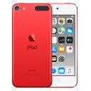 APPLE アップル iPod touch (PRODUCT) RED MVJ72J/A [128GB レッド] 2019年5月下旬発売 第7世代モデル