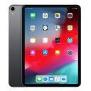新品 Apple/アップル iPad Pro 11インチ Wi-Fi 256GB MTXQ2J/A [スペースグレイ]2018年11月アップル アイパッド 送料無料