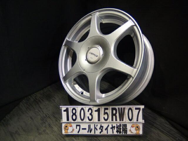【中古】ホイール 14インチ PCD100/114.3 5.5J アクア シエンタ タンク ルーミー シャトル ミラージュ
