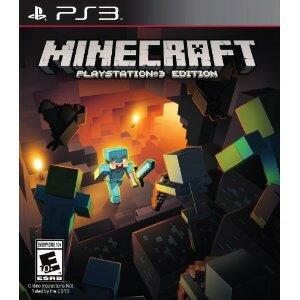 棚卸しの為★10月23日発送★新品】PS3ソフト Minecraft PlayStation 3 Edition(北米版ですが日本語プレイ可能) (CERO区分_Z相当)